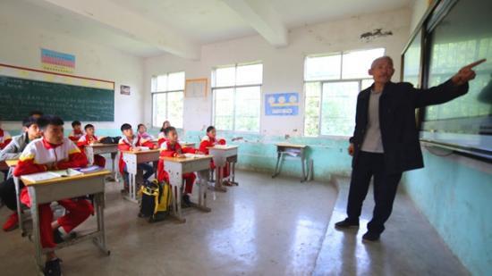 贵州好人 | 大方县退休教师姜武远:坚守山村教育58载 年近耄耋仍不休