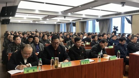 省委宣讲团在国资委系统宣讲