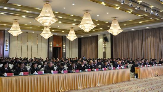 省委宣讲团在黔西南州政法系统宣讲