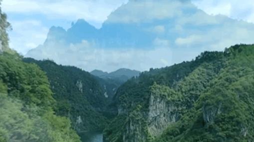 【航拍云貴川】是心動嗎?不,是沿途美景躲不掉