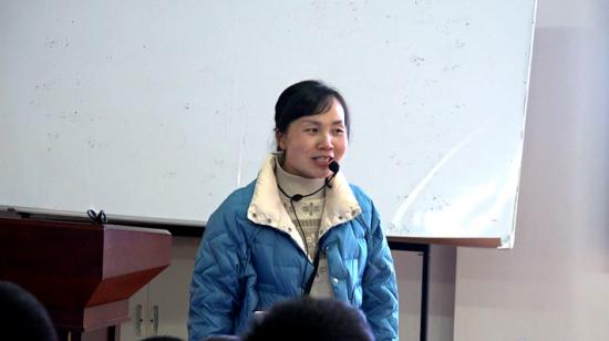 【最美镇远人】邰光琼:三尺讲台育桃李 一片冰心在玉壶