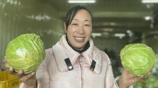 【贵州农村产业革命连连看】威宁黔菜摆上东南亚餐桌