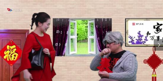 【乐享鼠年小剧场】正月初一,教你怎么拜年讨红包!