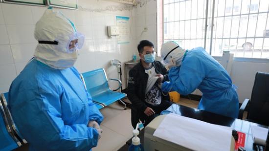 【天眼直击】大方县人民医院:严阵以待 打赢疫情防控救治攻坚战