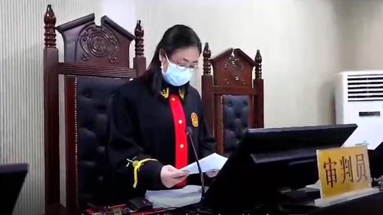 """拘役五個月!三穗法院""""隔空""""開審一起涉疫情妨害公務罪案件"""