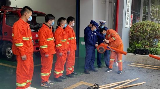 清明防火!贵阳消防:将80%的战斗力投入到森林火灾防控