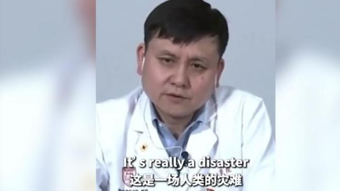 张文宏:要团结起来帮资源不足的国家抗疫