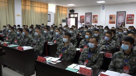 赫章县退役军人党员示范培训班成功举办
