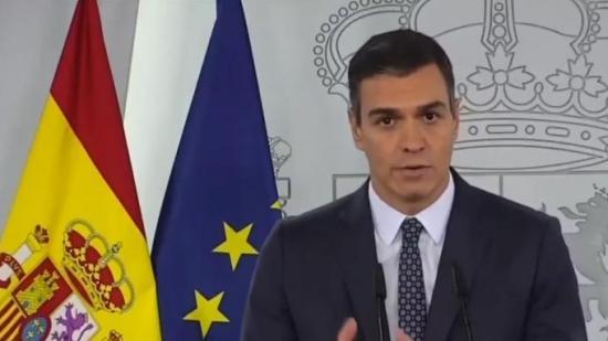时隔近4个月,西班牙再次宣布进入紧急状态