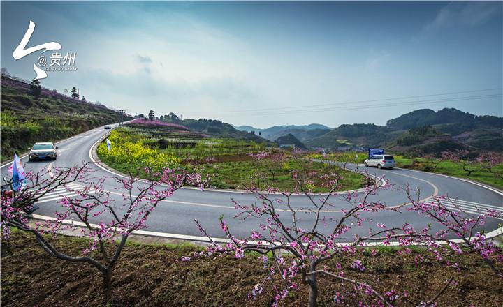 """将美丽乡村连为城市""""后花园""""!贵阳农村公路这样建设"""