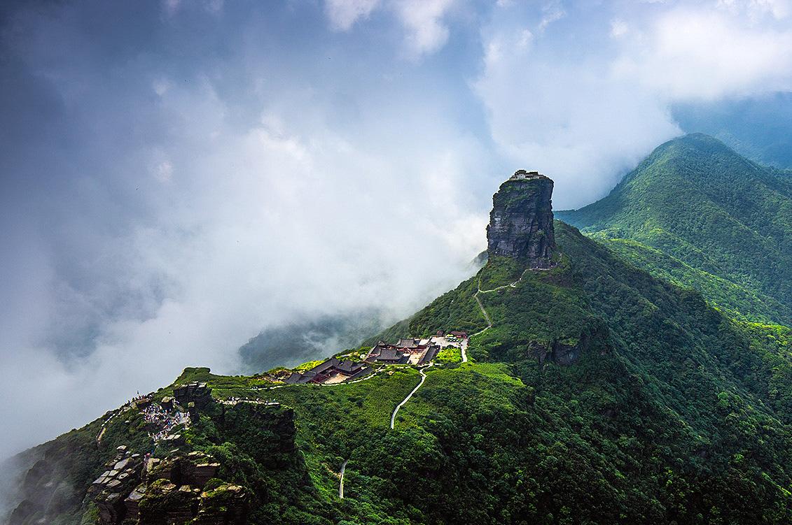 贵州铜仁十大风景区
